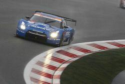 #12 Calsonic Impul GT-R: Tsugio Matsuda, Sébastien Philippe