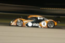 #4 Childress-Howard Motorsports Pontiac Crawford: Rob Finlay, Andy Wallace