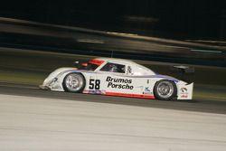 #58 Brumos Racing Porsche Riley: Darren Law