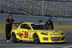 #36 Yellow Dragon Motorsports Mazda RX-8