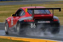 #86 Farnbacher Loles Racing Porsche GT3: Daniel Graeff, Seth Ingham, Eric Lux, Ron Yarab Jr.