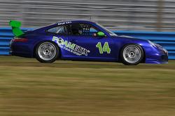 #14 Autometrics Motorsports Porsche GT3: Jack Baldwin, Claudio Burtin, Cory Friedman, Mac McGehee