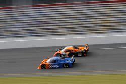 #12 RVO Motorsports Pontiac Riley: Justin Bell, Tonis Kasemets, Roger Schramm, #60 Michael Shank Rac