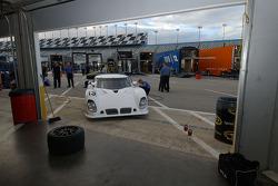#13 Beyer Racing Pontiac Riley: Jared Beyer, Jordan Taylor, Ricky Taylor, Wayne Taylor