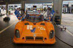#20 RVO Motorsports Pontiac Riley: Bill Lester, Roger Schramm
