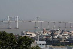 Paysage de Macau