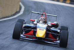 Brendon Hartley, Carlin Motorsport, Dallara F308, Mercedes-HWA