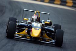 Jaime Alguersuari, Carlin Motorsport, Dallara F308, Mercedes-HWA