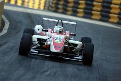 Koki Saga, Le Beausset Motorsports, Dallara F308, Toyota Tom's