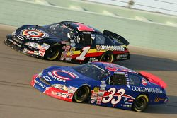 Ryan Newman and Mike Bliss