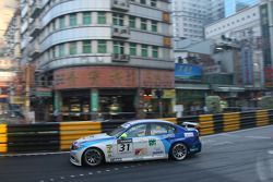 Sergio Hernandez, Proteam Motorsport, BMW 320si