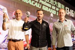 Yvan Muller, Gabriele Tarquini, Robert Huff