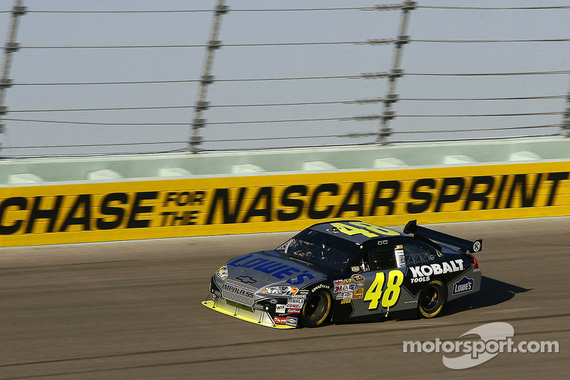 2008: Jimmie Johnson (Hendrick-Chevrolet)