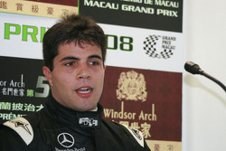 Conférence de presse post-qualifications: Roberto Streit très satisfait de démarrer dans le top 4