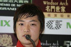 Conférence de presse post-qualifications: Keisuke Kunimoto
