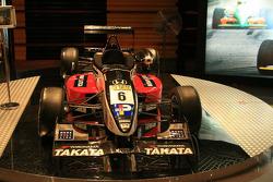 Macau Grand Prix Museum: La F3 gagnante de Takuma Sato