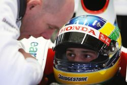 Bruno Senna, Jock Clear