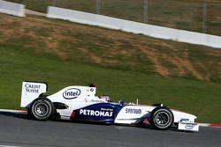 Christian Klien, BMW Sauber F1 Team