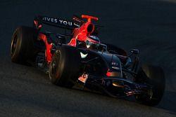 Takuma Sato, pilote d'essai Scuderia Toro Rosso