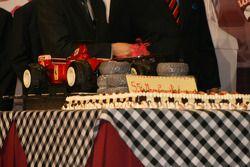Le gâteau du 55ème Grand Prix de Macau