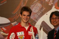 Ross Jamison, Formula BMW Pacific Champion