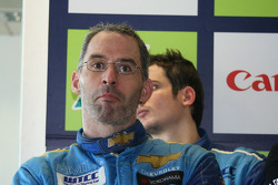 Alain Menu is baffled