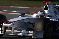 Christian Klien, Test Driver, BMW Sauber F1 Team