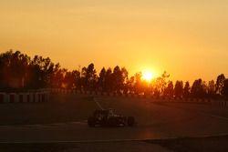 Nico Hulkenberg, Test Driver, WilliamsF1 Team