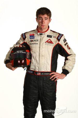 J.R. Hildebrand, driver of A1 Team USA
