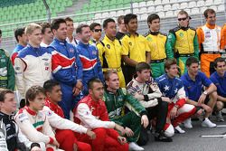 A1 GP Drivers