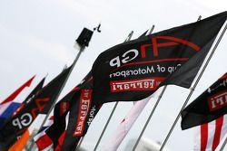 Les drapeaux A1 GP