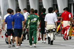 Les pilotes A1 GP
