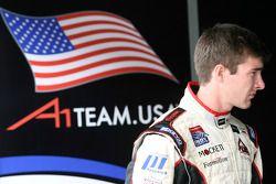 J.R. Hildebrand, pilote de A1 Team USA