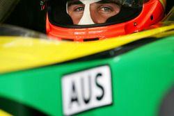 Ashley Walsh, pilote de A1 Team Australia