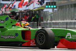 Armando Parente, pilote de A1 Team Portugal