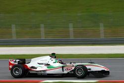 Stefano Coletti, pilote de A1 Team Italy