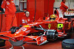 Валентино Росси, Ferrari F2008