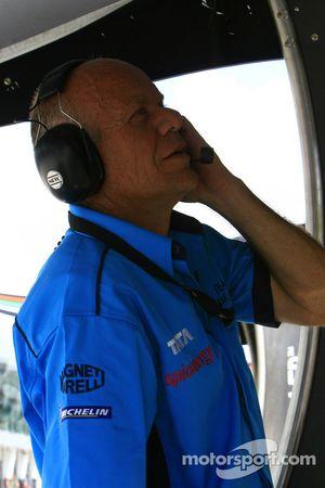 Greg Wheeler de A1 Team India
