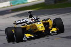 Fairuz Fauzy de A1 Team Malaysia