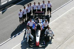 A1 Team France team picture