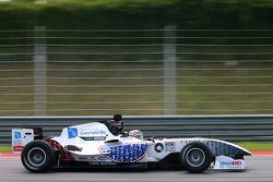Jin Woo Hwang, driver of A1 Team Korea
