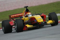 Ho Pin Tung, driver of A1 Team China