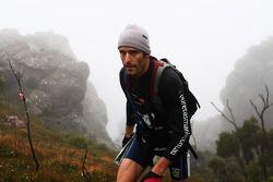 Launceston, Australia: Mark Webber in action