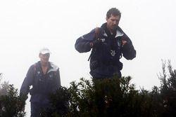 Launceston, Australia: Team RBS cross peak, Mount Claude