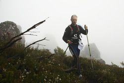 Launceston, Australia: Jason Hoen of Team Connolly Environmental in action