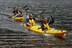 Launceston, Australia: Team RBS action