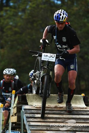 Launceston, Australia: Jan Kubicek of Team Red Bull in action