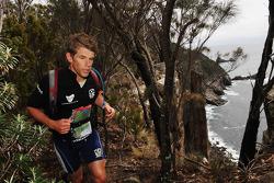 Port Arthur, Australia: David Crawshay of Team Cascade Green in action