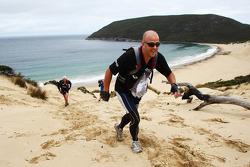 Port Arthur, Australia: competitors in action