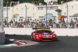 #38 ACA Argentina Ferrari 550 Maranello: Esteban Tuero, Gastón Mazzacane